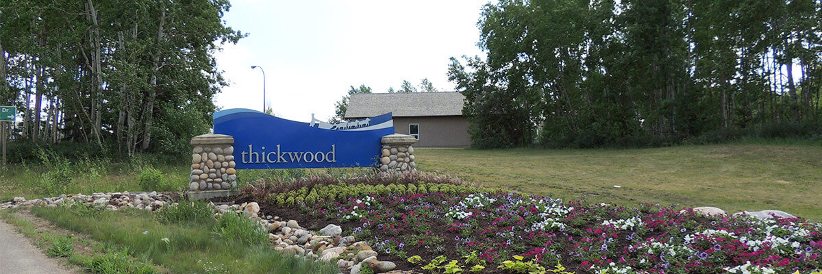 Thickwood Subdivision