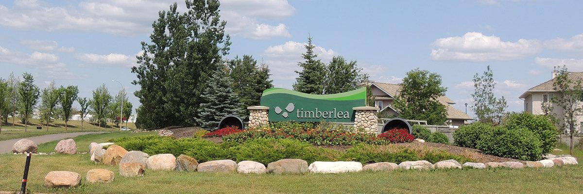 Timberlea Subdivision