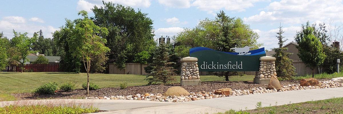 Dickinsfield Subdivision