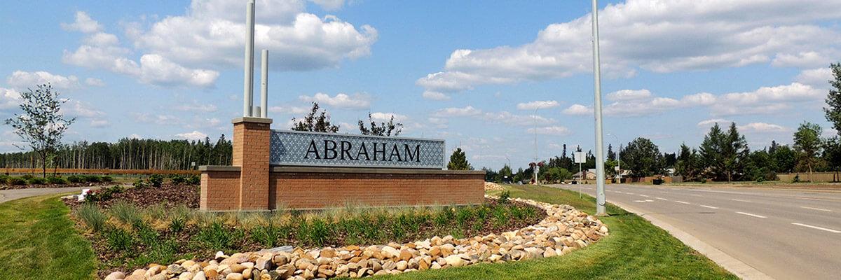 Abraham Subdivision